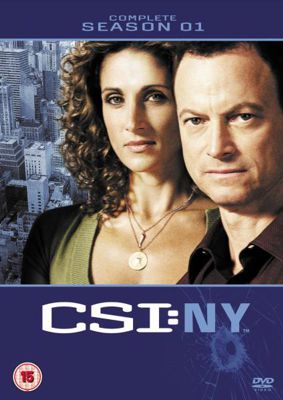CSI: New York - Stagione 1 (2004) (Completa) DVDRip ITA AC3 Avi