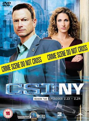 CSI: New York - Stagione 2 (2005) (Completa) DVDRip ITA AC3 Avi