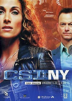 CSI: New York - Stagione 3 (2006) (Completa) DVDMux ITA MP3 Avi