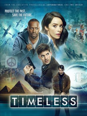 Timeless - Stagione 1 (2016) (7/16) DLMux ITA ENG MP3 Avi