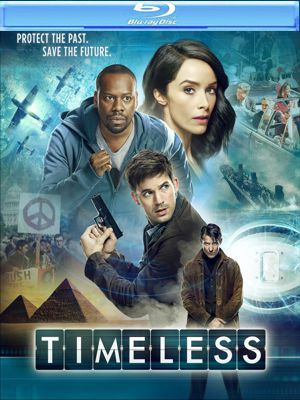 Timeless - Stagione 1 (2016) (11/16) WEB-DLMux 720P ITA ENG AC3 H264 mkv