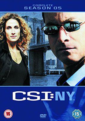CSI: New York - Stagione 5 (2008) (Completa) DVDMux ITA MP3 Avi