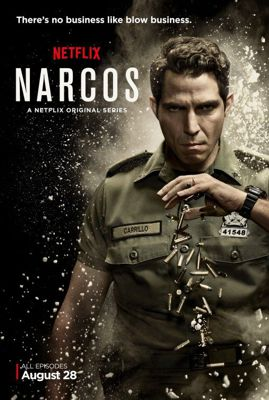 Narcos - Stagione 2 (2016) (Completa) DLMux ITA AC3 Avi