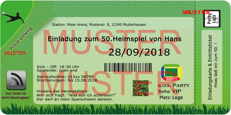 50 Einladungskarten Flugticket Geburtstag Einladung Hochzeit 100 ...