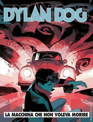 Dylan Dog - Volume 384 - La macchina che non voleva morire (08/2018)