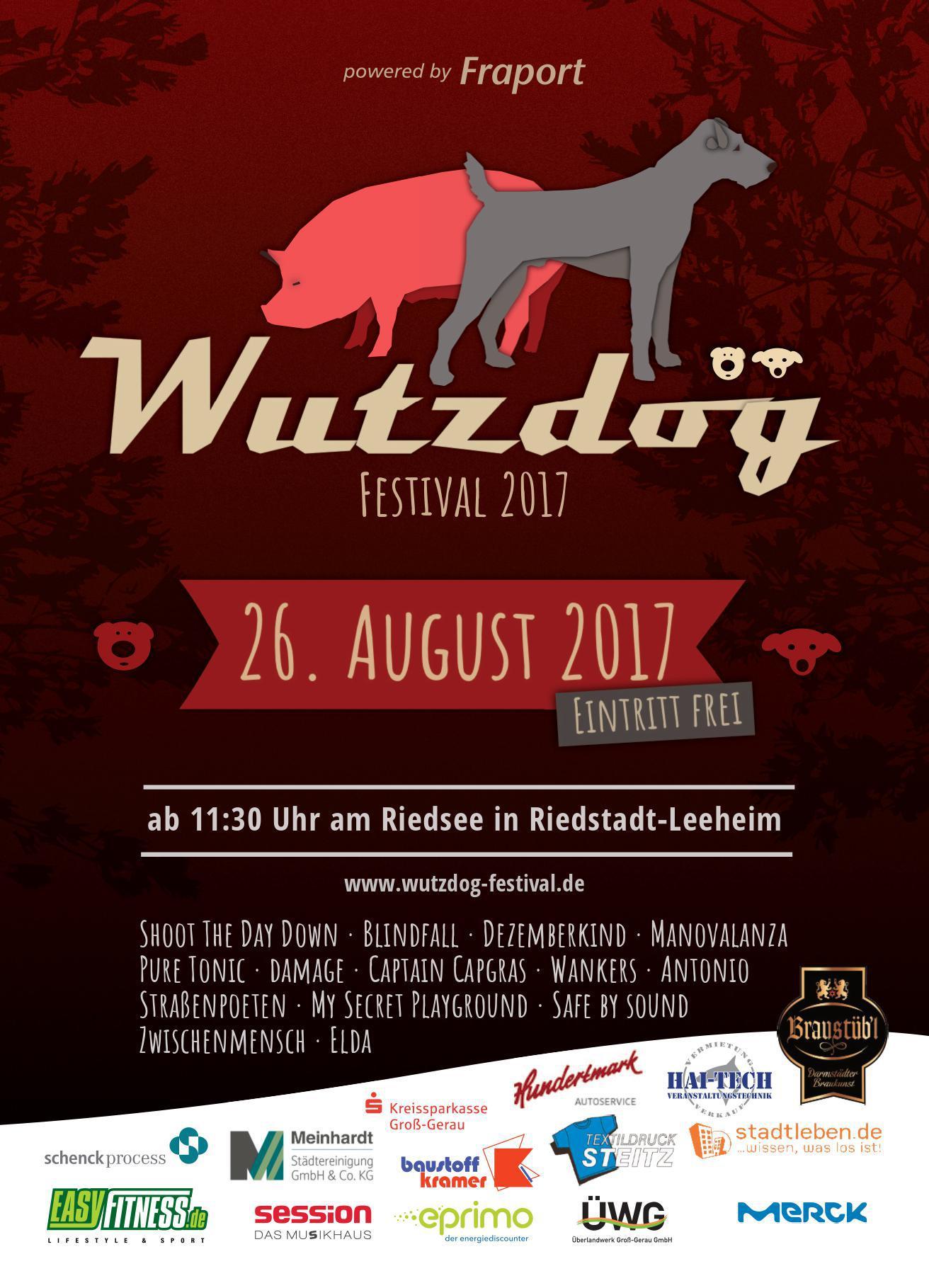 Wutzdog Festival in Leeheim am Riedsee 2017