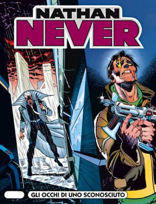 Nathan Never 009 - Gli occhi di uno sconosciuto (Febbraio 1992)