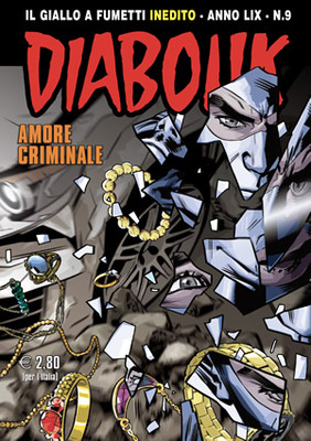 Diabolik Inedito N.883 - Amore Criminale (Settembre 2020)