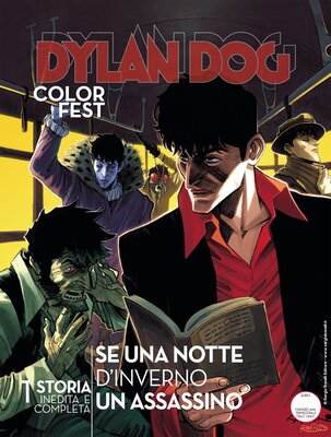 Dylan Dog Color Fest 29 - Se una notte d'inverno un assassin