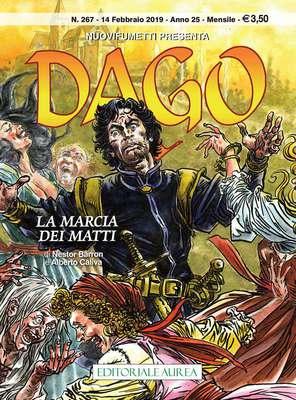 Dago 267 - Anno 25 N. 02 - La Marcia dei Matti (02/2019)