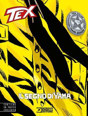 Tex Willer Mensile 673 - Il segno di Yama (Ottobre 2016) (Variant Cover) - Edizione Limitata
