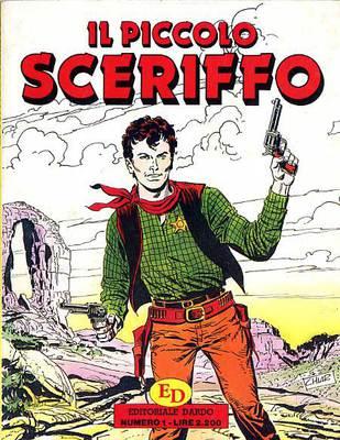 Il Piccolo Sceriffo N.01 (Dardo 1990-07)