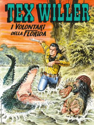 Tex Willer N.21 - I volontari della Florida (Luglio 2020) (Nuova Serie)