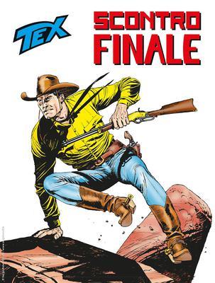 Tex Willer Mensile 719 - Scontro finale (Settembre 2020)