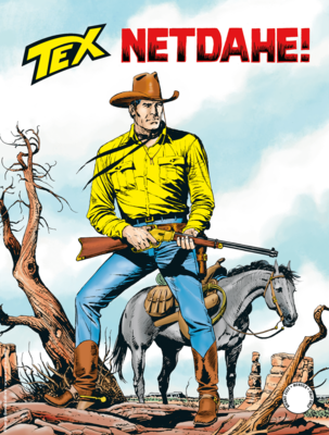 Tex Willer Mensile 716 - Netdahe! (Giugno 2020)