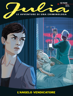 Julia N.258 - L'angelo vendicatore (Marzo 2020)