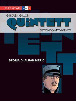 AureaComix Linea BD 024 - Quintett 2 - Storia di Alban Méric (11-2017)