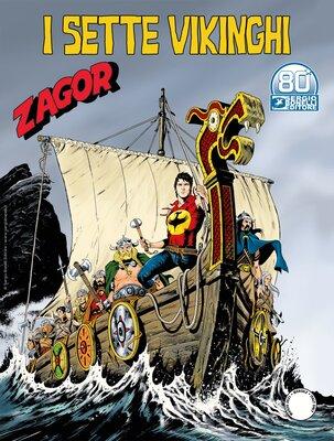 Zagor N.668 - I sette vikinghi (Marzo 2021)