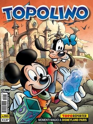 Topolino 2915 - 11 Ottobre 2011