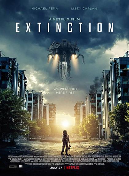Tükeniş - Extinction - 2018 - 1080p - DuaL (TR-EN)