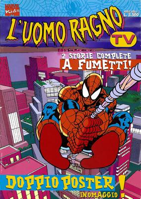 L'Uomo Ragno TV - Volume 1 (1996)