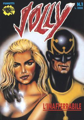 Jolly - Miniserie Completa (7 Volumi) (Barbieri 1990)