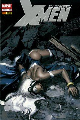 Gli Incredibili X-Men 218 - Specie in Estinzione (2008)