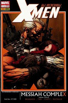 Gli Incredibili X-Men 220 - Messia Complex (2008)