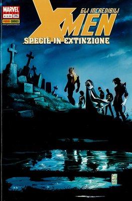 Gli Incredibili X-Men N.215 - Specie in extinzione (prologo)(2008)