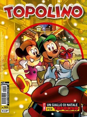 Topolino 2926 - 27 Dicembre 2011