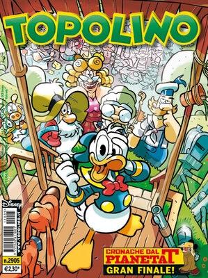 Topolino 2905 - 02 Agosto 2011