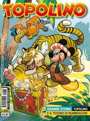 Topolino 2923 - 06 Dicembre 2011