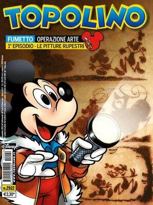 Topolino 2922 - 29 Novembre 2011