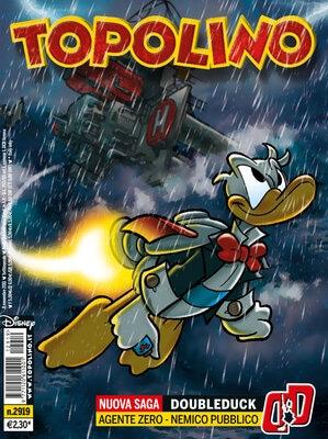 Topolino 2919 - 08 Novembre 2011