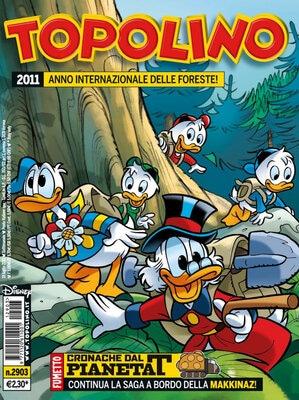 Topolino 2903 - 19 Luglio 2011
