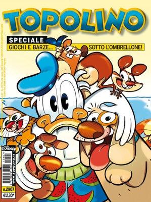 Topolino 2907 - 16 Agosto 2011