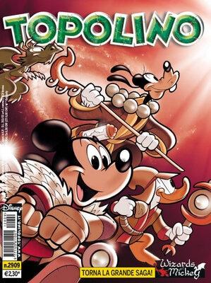 Topolino 2909 - 30 Agosto 2011
