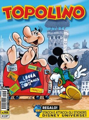 Topolino 2918 - 01 Novembre 2011