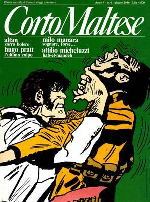 Corto Maltese 033 - Anno 04 Numero 06 (06/1986)