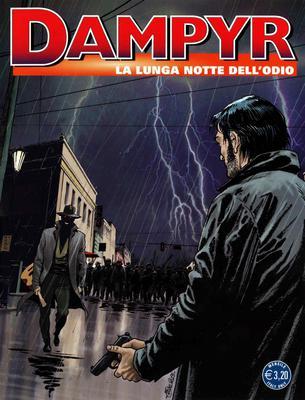 Dampyr � Volume 181 � La lunga notte dell�odio (2015)