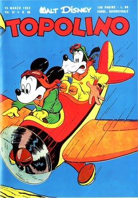 TOPOLINO LIBRETTO – N° 63 (1953)