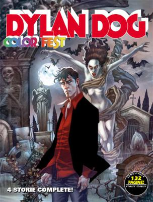 Dylan Dog Color Fest N.07 (08/2011)