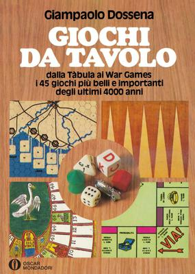 Giampaolo Dossena - Giochi da tavolo (1984)