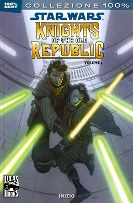 Star Wars - Knights Of The Old Republic N.01 - Inizio (02-2014)