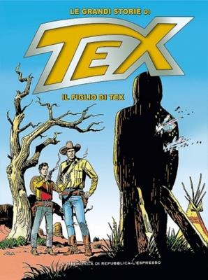 Le Grandi Storie di Tex 05 - Il figlio di Tex (Gennaio 2016)