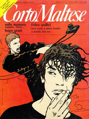 Corto Maltese 037 - Anno 04 Numero 10 (10/1986)