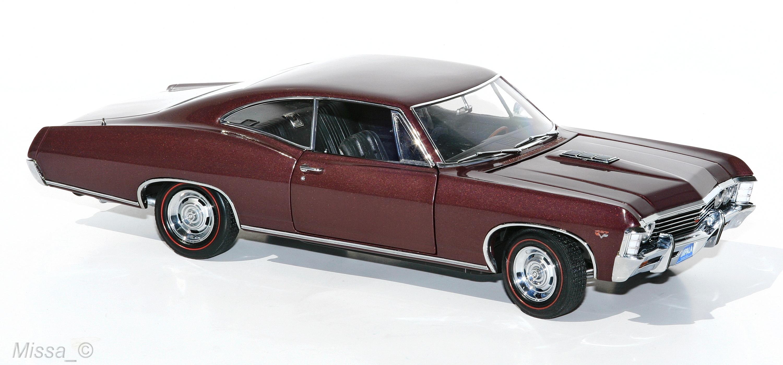 ERTL Authentics - Chevrolet Impala 427 SS - 1967 (39298