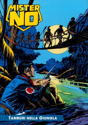 Mister No (a colori) 007 - Tamburi nella giungla (RCS 2020-1