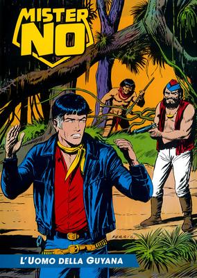 Mister No (a colori) 006 - L'uomo della Guyana (RCS 2020-12-