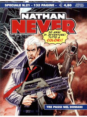 NATHAN NEVER SPECIALE+LIBRETTO – N° 21 (2011)